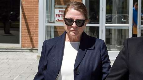 AnnMarie Drago, charged with running over and killing
