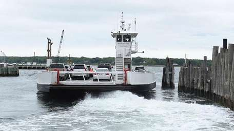 Shelter Island's ferries are vital to residents and