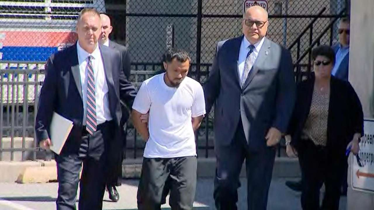 Hempstead man charged in suspected MS-13 killing, officials say