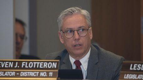 Suffolk County legislators tabled a proposal by Legis.
