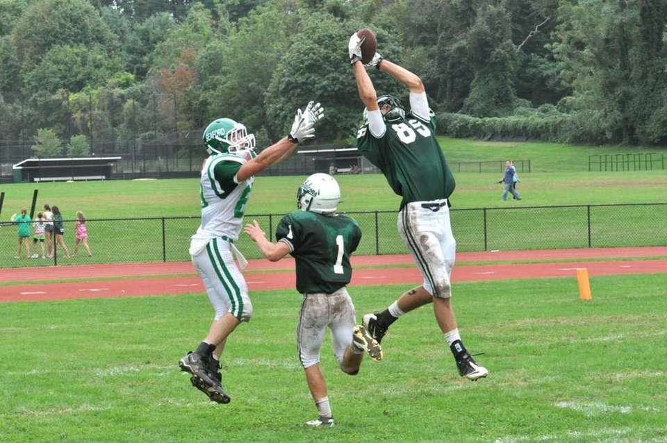 Locust Valley's Alex Rawa came up with a