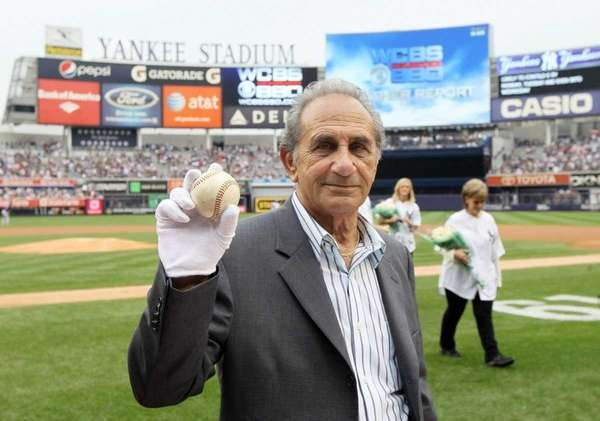 Sal Durante, who caught Roger Maris' 61st home