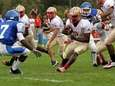 West quarterback Davante McFarlene #2 cuts to the