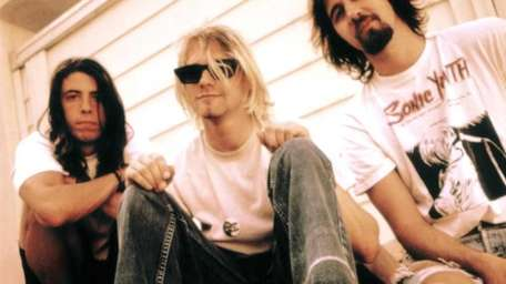 Nirvana is the only act on the Rock