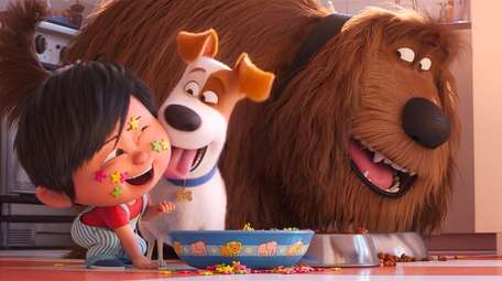 """""""The Secret Life of Pets 2"""" features the"""