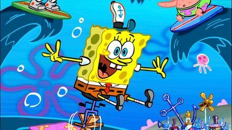 "The first ""SpongeBob SquarePants"" spinoff, ""Kamp Koral,"" will"