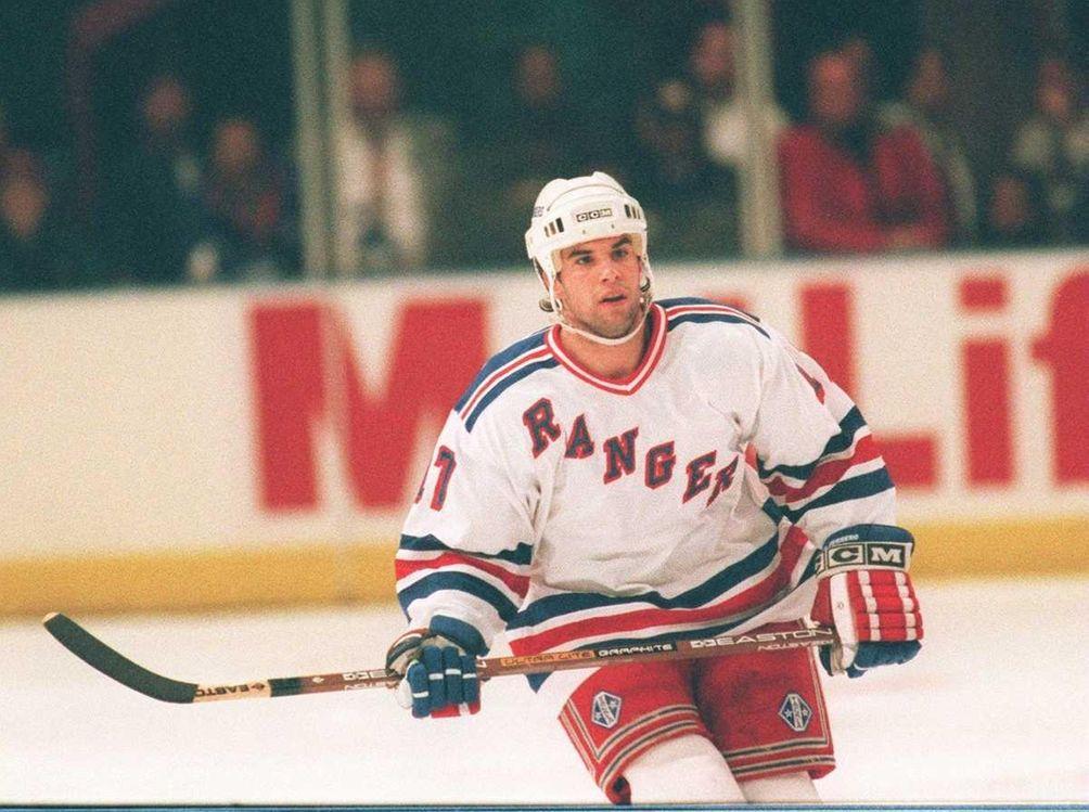 Hometown: Port Jefferson Teams: Rangers (1995-97, 1998), Penguins