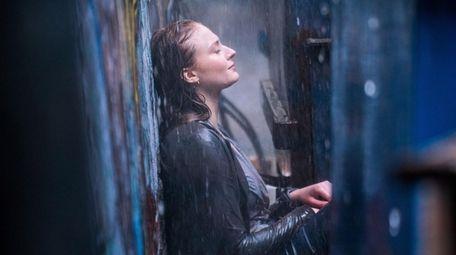 "Sophie Turner stars as Jean Grey in ""Dark"