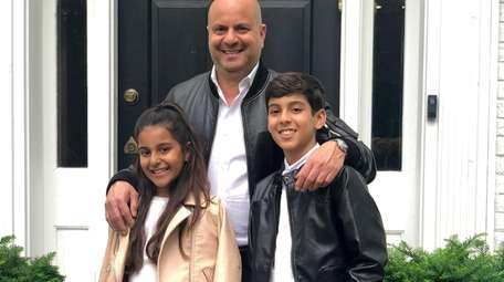 Women's boutique owner David Haghani, 49, of Great