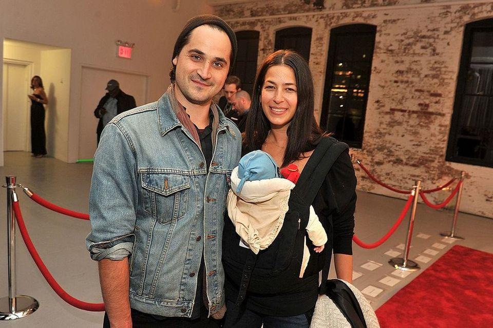 Parents: Rebecca Minkoff and Gavin Bellour Children: Luca