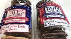 Tate's Bake Shop has two new summertime cookies:
