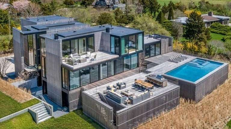 This Sagaponack home is on the market for