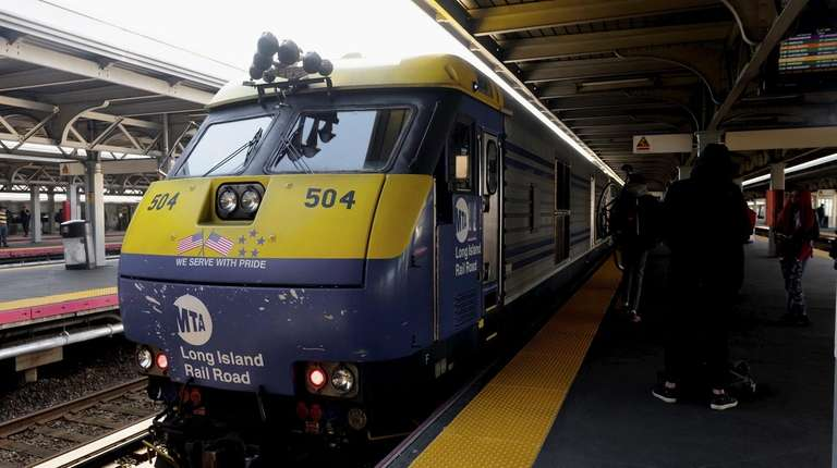 An overtime incentive comes as Long Island Rail