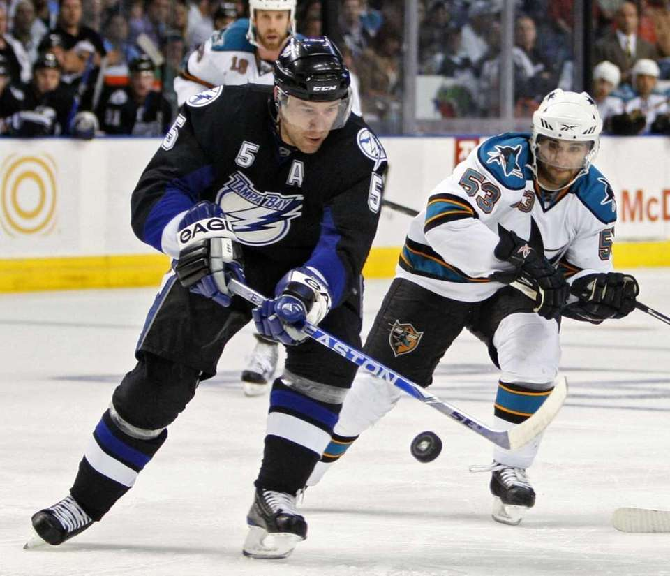 Hometown: Lloyd Harbor Teams: Sharks (2008-10) NHL Stats: