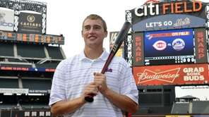 Brandon Nimmo, the New York Mets' first-round draft