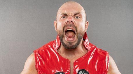 Michael Elgin of Impact Wrestling.