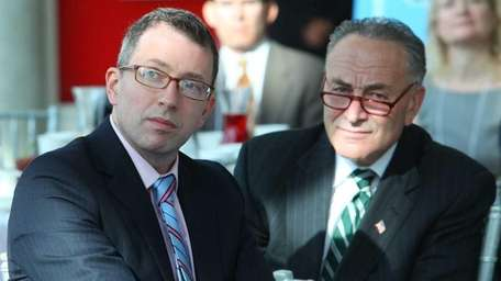 Senator Charles Schumer announces major funding secured which