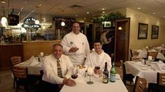 Bella Vita City Grill owner Anthony Cambria and