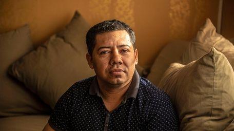 Carlos Reyes is a Salvadoran immigrant who has