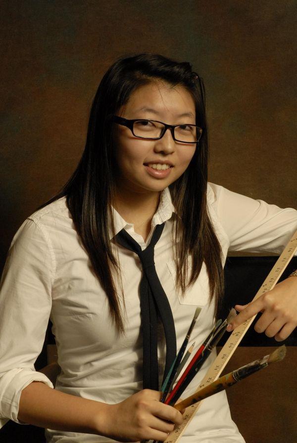 Jenny Park, Scholar Artist, May 2011
