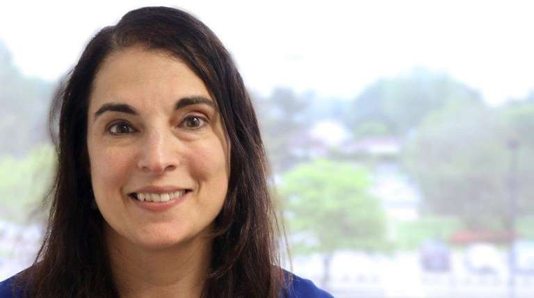 Joanna Rossomano of Centereach has been hired as