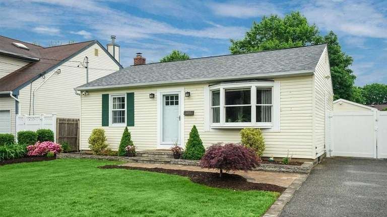 This East Northport ranch is listed for $419,000.