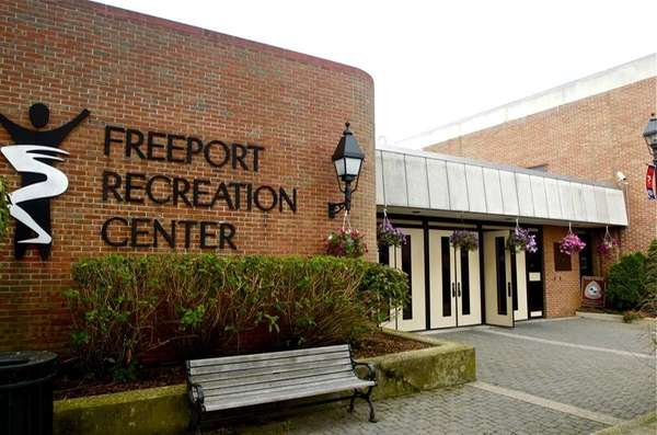 The Freeport Recreation Center was built in 1974