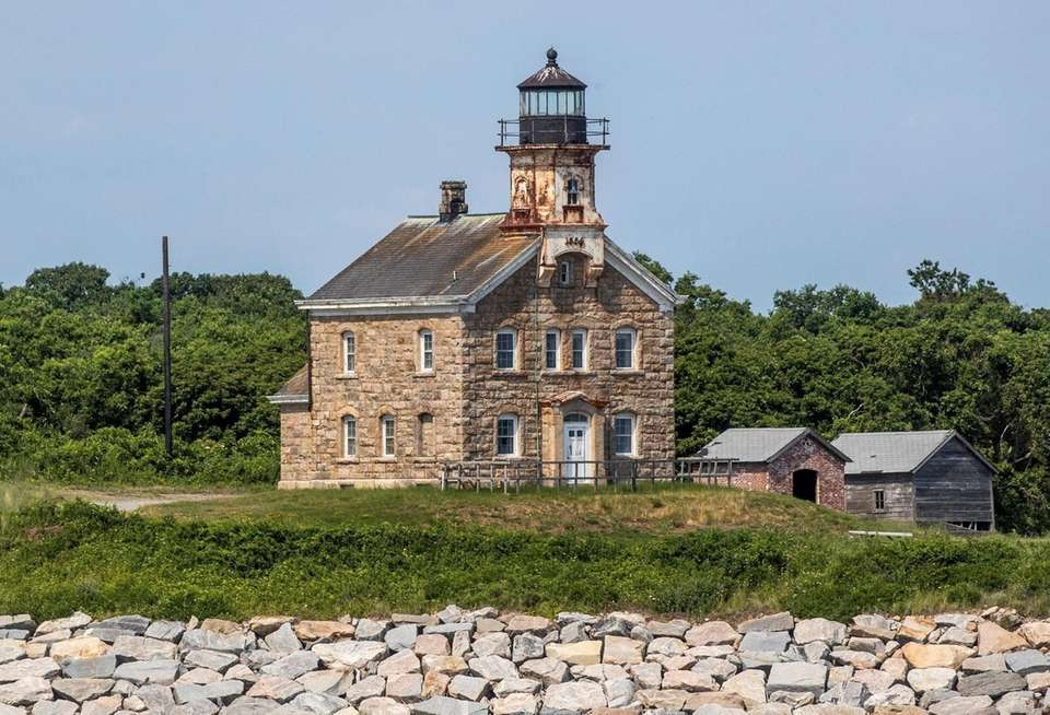 The Plum Island Lighthouse also know as Plum