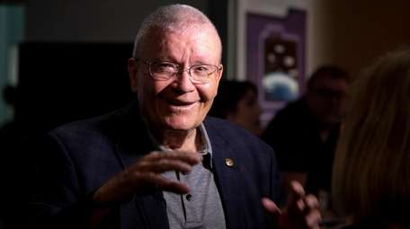 Fred Haise, 85, a former NASA astronaut and