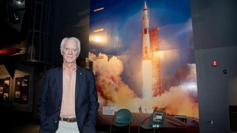 Rusty Schweickart, 83, the first person to pilot