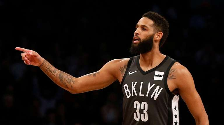 quality design b9477 cad16 Nets trade Allen Crabbe to Hawks in cap-clearing move ...