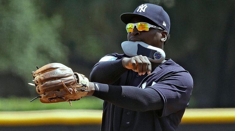 buy popular 69c9e 92c7c Didi Gregorius set to return to Yankees' lineup Friday vs ...