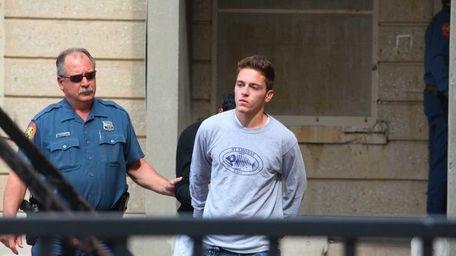 Sam Eshaghoff, accused in an SAT scandel in