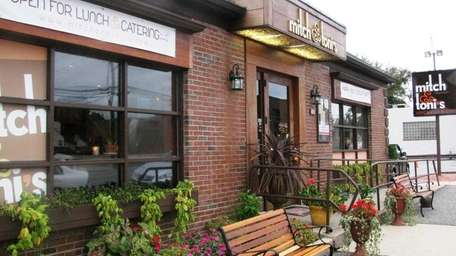 Mitch & Toni's American Bistro in Albertson is