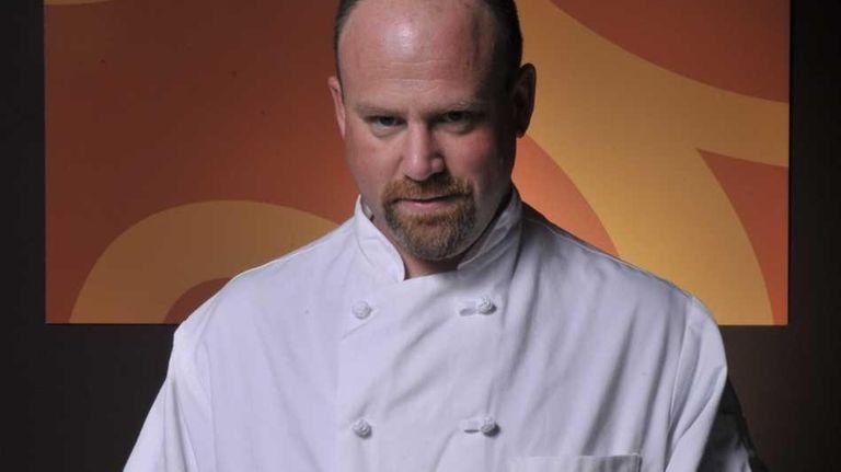 Mitch SuDock, chef at Mitch & Toni's American