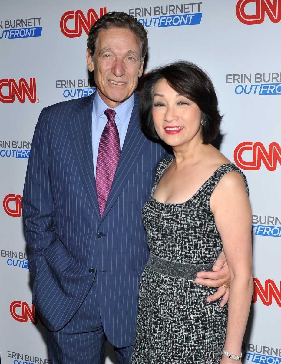 Maury Povich and Connie Chung adopted their son