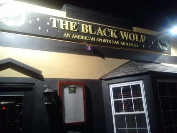 The Black Wolf in Syosset. (Sept. 28, 2011)