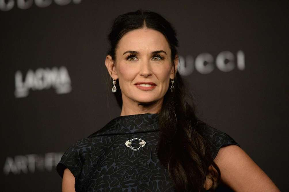 Demi Moore is mother to daughters Rumer, Scout