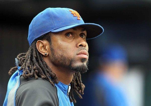 Jose Reyes (7) of the New York Mets