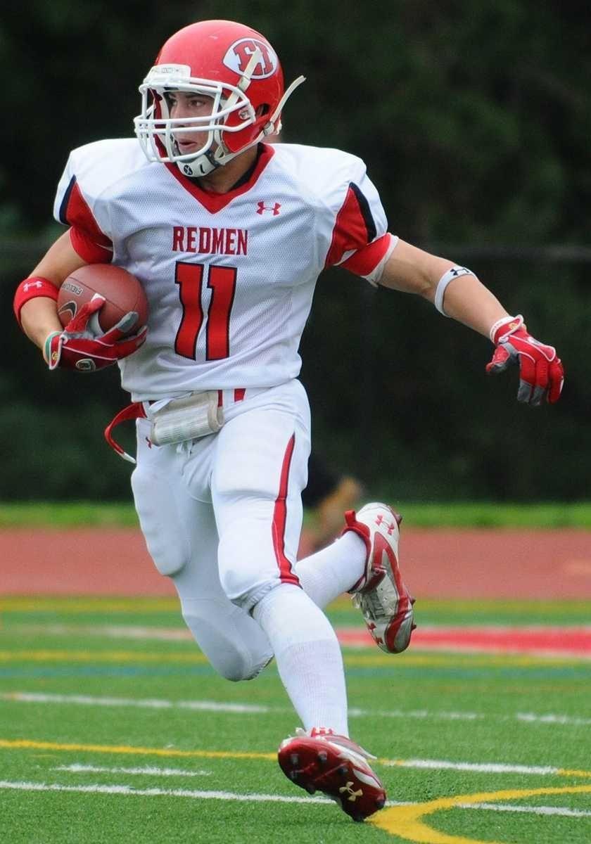 East Islip High School #11 Kyle Moller returns