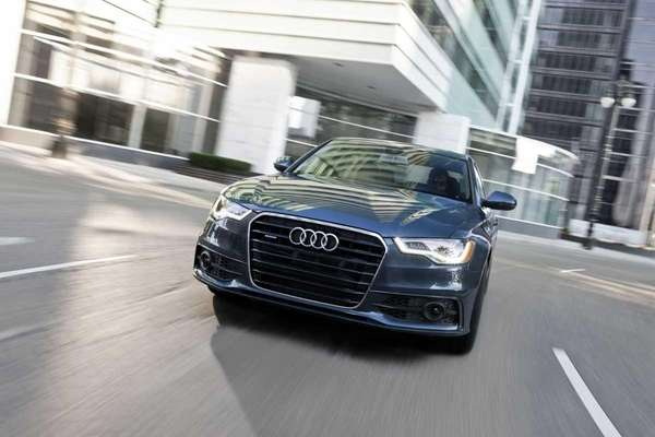 At the core of the $50,775 A6 is