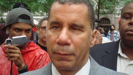 Former Gov. David Paterson