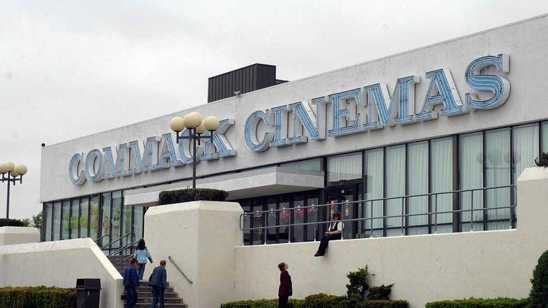The Commack Multiplex Cinemas has closed for good.