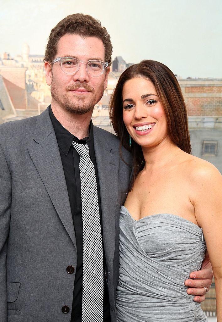 Parents: Ana Ortiz and Noah Lebenzon Children: Rafael,