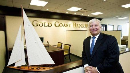 Joe Perri, president and chief executive of Gold