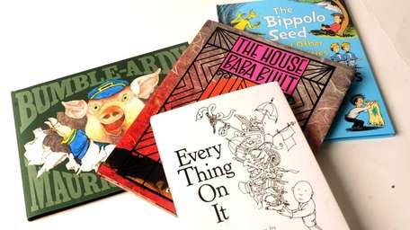 Children's book reviews on: