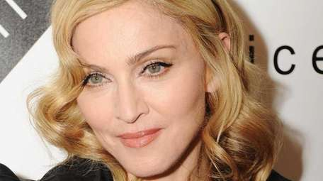 Singer Madonna attends the 2nd Annual Bent on