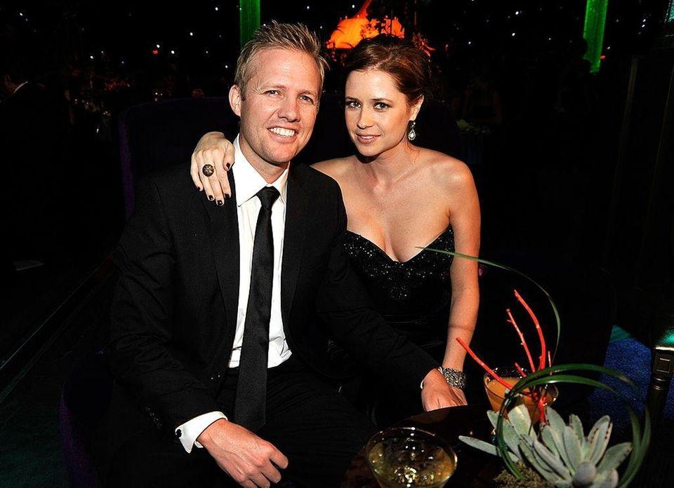 Parents: Jenna Fischer and Lee Kirk Children: Weston