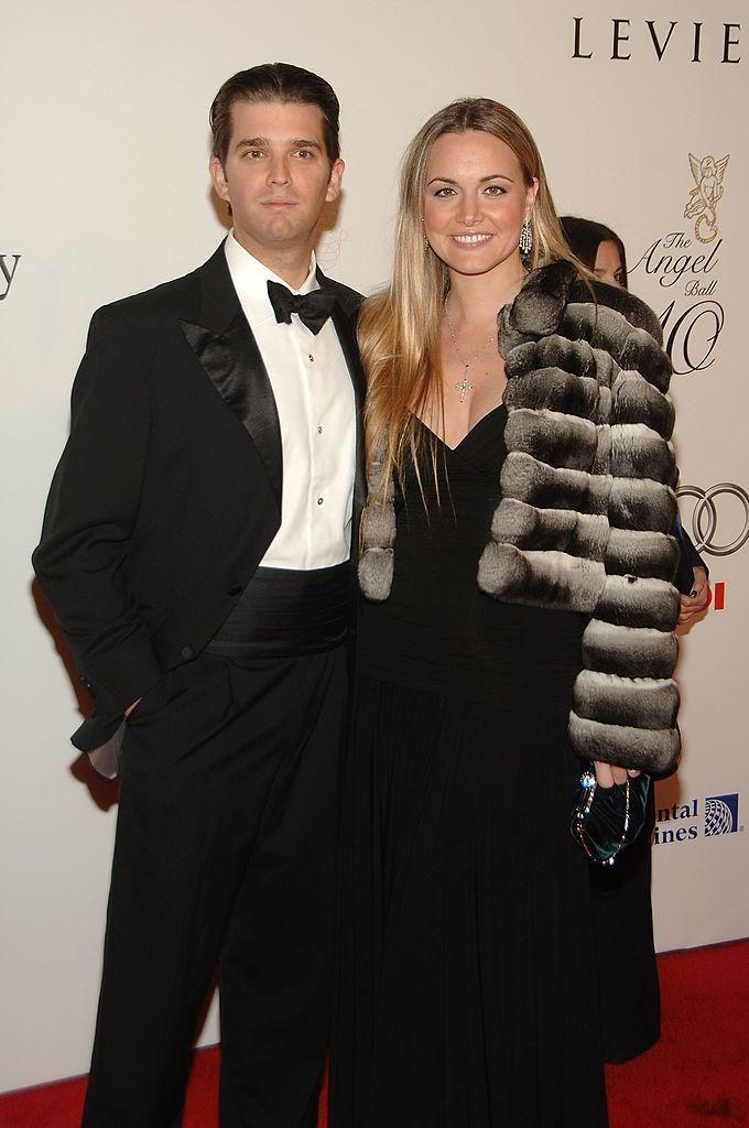 Parents: Donald Trump Jr. and Vanessa Children: Kai