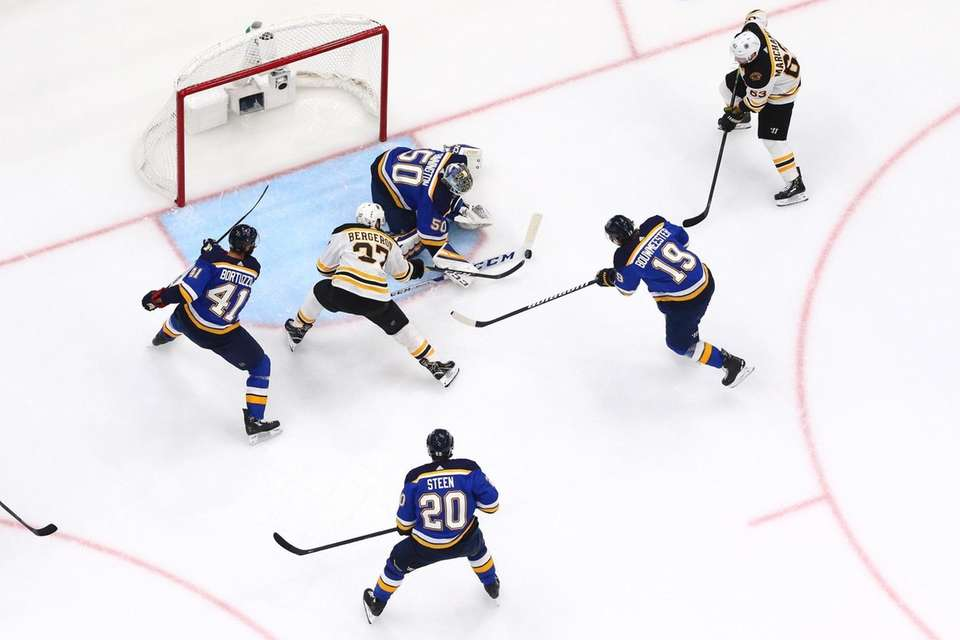 Stanley Cup Final Game 6 Blues Vs Bruins Newsday